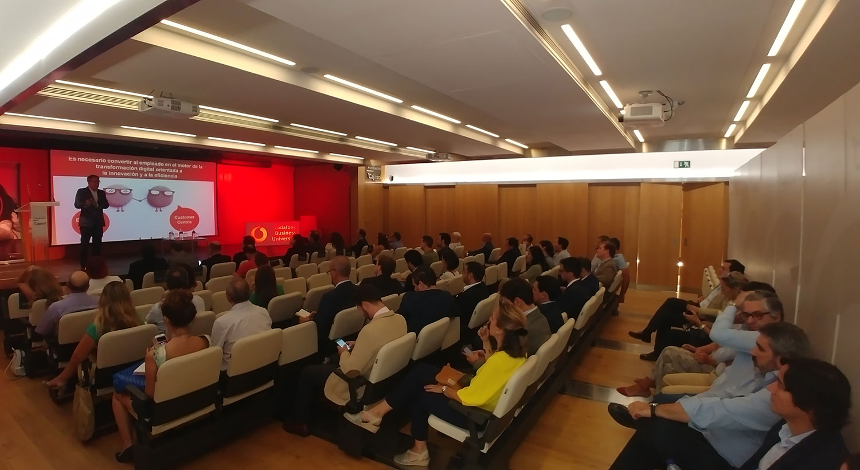 Ciclo Digital Workspace Sevilla 25 de septiembre de 2018